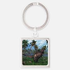 Tyrannosaurus 3 Keychains