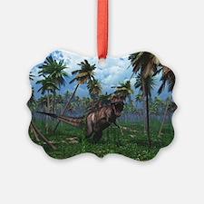 Tyrannosaurus 3 Ornament