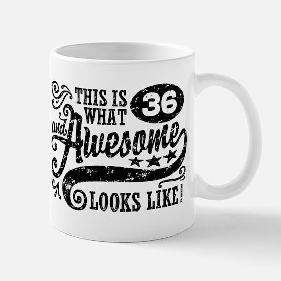 36th Birthday Mug