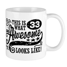 33rd Birthday Mug