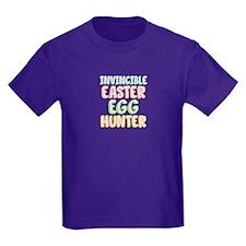 Invincible Easter Egg Hunter T-Shirt
