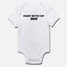 Peanut Butter Cup Infant Bodysuit