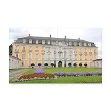 Augustusburg Palace Rectangle Car Magnet