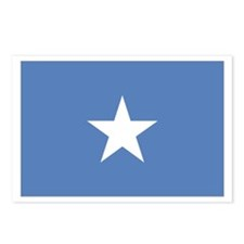 Flag Somalia Postcards (Package of 8)