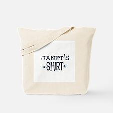 Janet Tote Bag