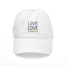 Live Love Epigenetics Baseball Baseball Cap