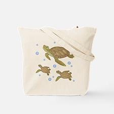 Graduation Turtle Tote Bag