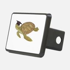 Graduation Turtle Hitch Cover