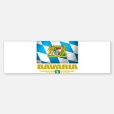 Bavaria (Flag 10) Bumper Bumper Bumper Sticker