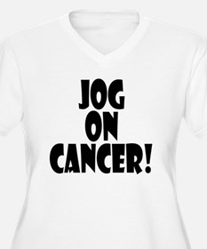 jog on cancer T-Shirt