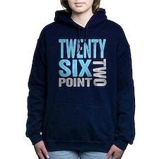 Twenty Six Point Two Marathon Mo Hooded Sweatshirt