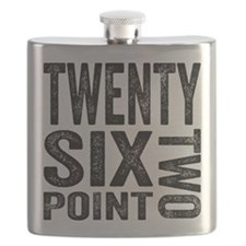 Twenty Six Point Two Marathon Flask
