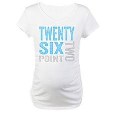 Twenty Six Point Two Marathon Motivation Shirt