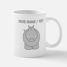 Custom Hippo Mugs
