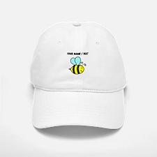 Custom Cartoon Bee Baseball Baseball Cap