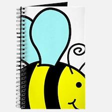 Custom Cartoon Bee Journal