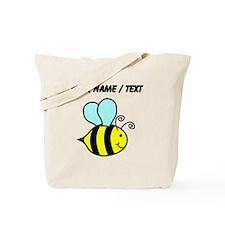 Custom Cartoon Bee Tote Bag
