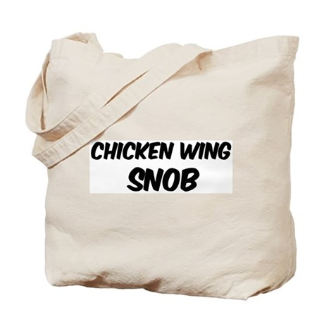 Chicken Wing Tote Bag