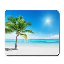 Beautiful Beach Mousepad
