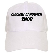 Chicken Sandwich Baseball Cap