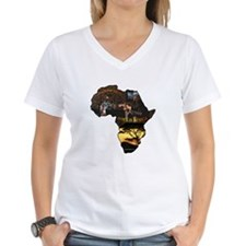 Africa - Design by Bob Riffle T-Shirt