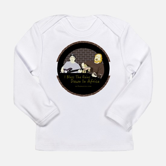 Mike and Jeff Africa (l Long Sleeve Infant T-Shirt