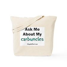 Carbuncles Tote Bag