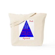 Idaho Food Pyramid Tote Bag