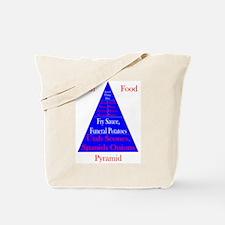 Utah Food Pyramid Tote Bag