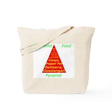 Suriname Food Pyramid Tote Bag