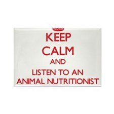 Keep Calm and Listen to an Animal Nutritionist Mag