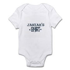 Janiah Infant Bodysuit