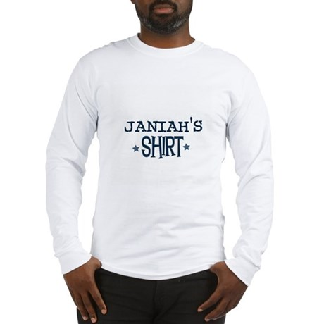 Janiah Long Sleeve T-Shirt