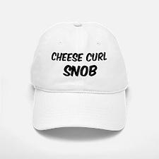 Cheese Curl Baseball Baseball Cap