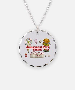 Amusement Park Fanatic Necklace