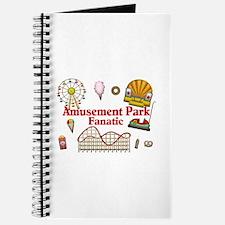 Amusement Park Fanatic Journal
