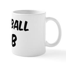 Cheese Ball Small Mug