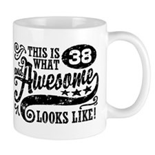 38th Birthday Mug