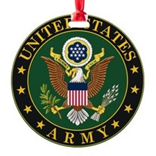 U.S. Army Symbol Ornament