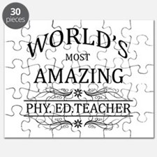 World's Most Amazing Phy. Ed. Teacher Puzzle
