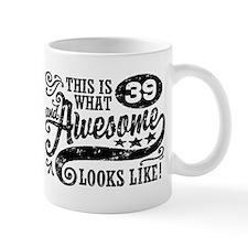39th Birthday Mug