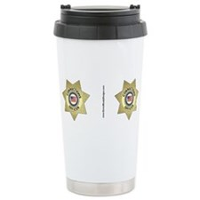 Cute Correctional officer Travel Mug