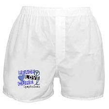 Lymphedema Peace Love Cure 1 Boxer Shorts