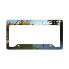 Maine Winter 2014 License Plate Holder