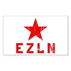 Ejército Zapatista de Liberación Decal