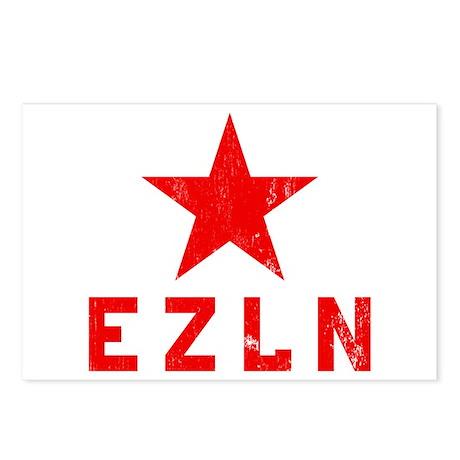 Ejército Zapatista de Liberación Postcards (Packa