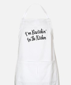 Bewitchin' In The Kitchen BBQ Apron