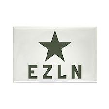 EZLN Zapatista Rectangle Magnet