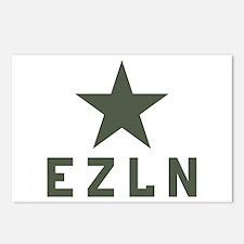 EZLN Zapatista Postcards (Package of 8)