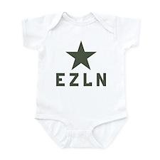 EZLN Zapatista Infant Bodysuit